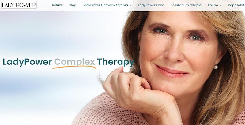 Új weboldalunk